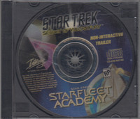 Star Trek Secret of Culcan Fury / Starfleet Academy demos