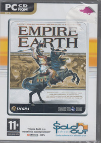 Empire Earth (Sold Out) (Sealed)