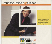 Microsoft Office XP (Promotional Copy)