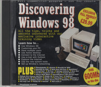 Discovering Windows 98