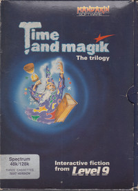Time and Magik: the trilogy