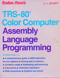 TRS80 Color Computer Assembly Language Programming