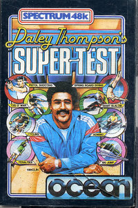 Daley Thompsons Super-Test 48K Version