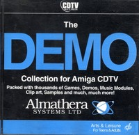 The Demo - Collection for Amiga CDTV