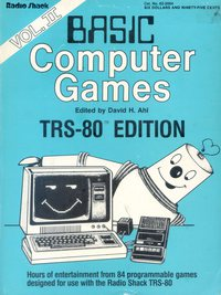 Basic Computer Games TRS-80 Edition Volume II
