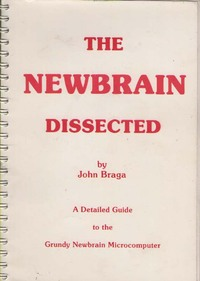 The NewBrain Dissected