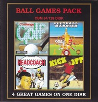 Ball Games Pack