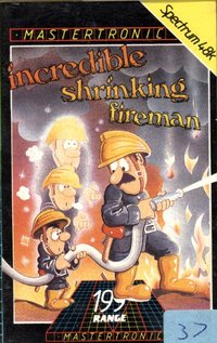 Incredible Shrinking Fireman