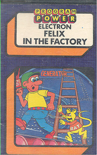 Felix in the Factory