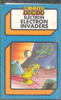 Electron Invaders