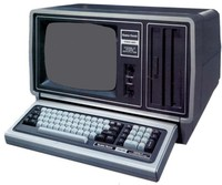 TRS-80 Microcomputer System Model II