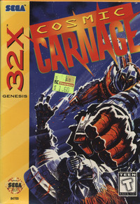 Cosmic Carnage (US Version)