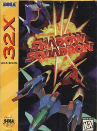 Shadow Squadron (US Version)