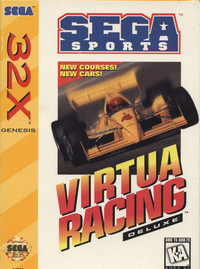 Virtua Racing (US Version)