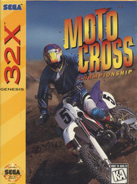 Moto Cross Championship (US Version)