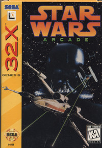 Star Wars Arcade (US Version)