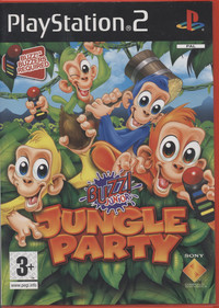 Buzz Junior Jungle Party