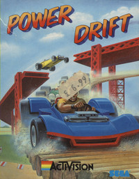 Power Drift (Disk)