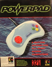 Eclipse Powerpad