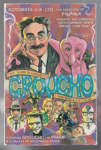 My name is Uncle Groucho You win A Fat Cigar