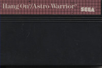 Hang On / Astro Warrior