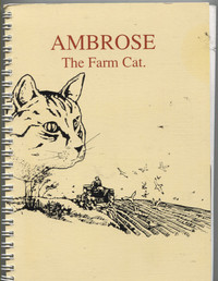 Ambrose The Farm Cat
