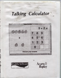 Talking Calculator