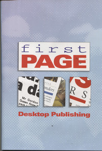 First Page Desktop Publishing