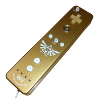 Wii Motion Plus - Gold