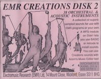 EMR Creations Disk 2 - Orch & Acoustic