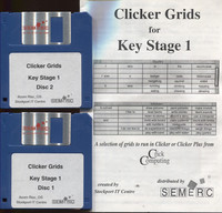 Clicker Grids for Key Stage 1