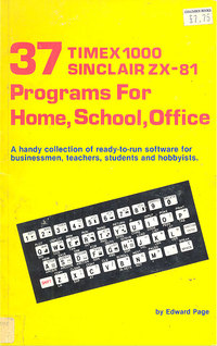 37 Programs for Home, School, Office