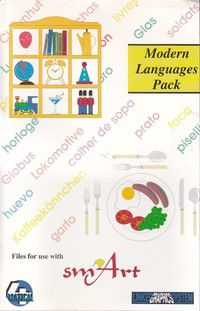 Modern Languages Pack