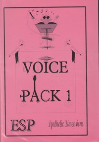 Voice Pack 1