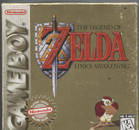 The Legend of Zelda: Link's Awakening (USA)
