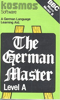 The German Master Level A