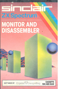 Monitor and Disassembler