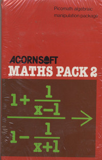 Maths Pack 2