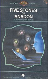 Five Stones of  Anadon
