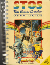 STOS The Game Creator User Guide