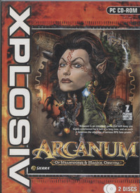 Arcanum of Steamworks & Magick Obscura (Explosiv)