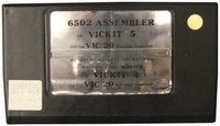 6502 Assembler/Machine Code Monitor for the VIC-20