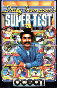 Daley Thompson's Super Test 128