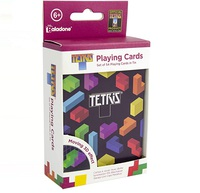Tetris Playing Cards in Tin