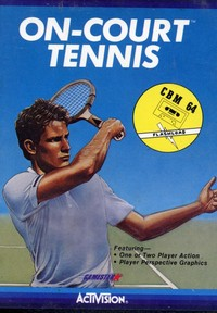On-Court Tennis