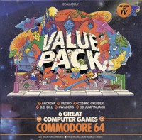 Value Pack Commodore 64