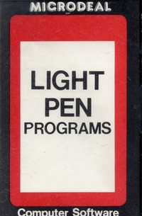 Light Pen Programs