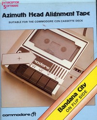Azimuth Head Alignment Tape