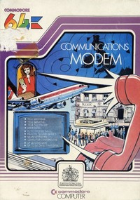 Commodore 64 Communications Modem