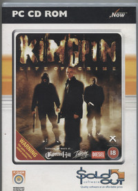 Kingpin: Life of Crime (Sold Out)